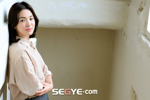 song hye kyo xinh dep tre trung khong ty vet - 6