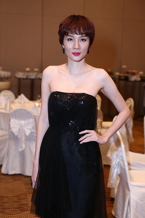 """vo chong duong yen ngoc hanh phuc sau """"bao"""" scandal - 1"""