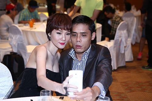 """vo chong duong yen ngoc hanh phuc sau """"bao"""" scandal - 4"""