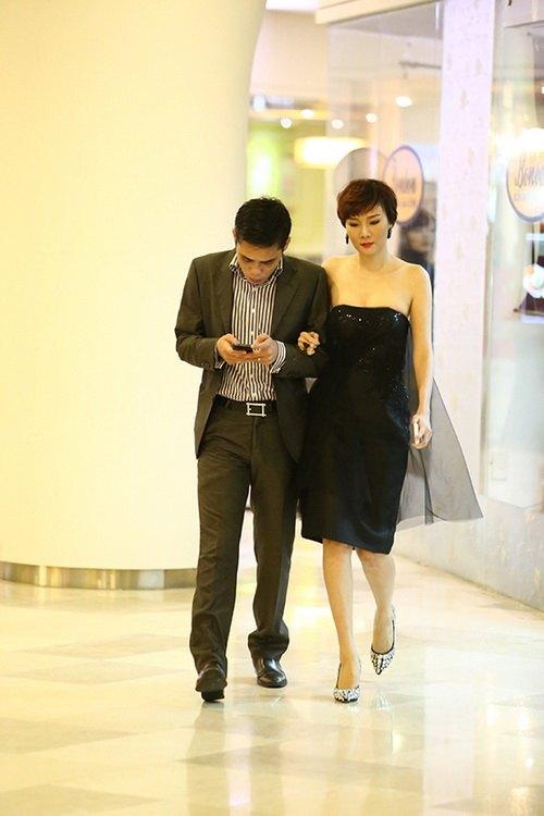 """vo chong duong yen ngoc hanh phuc sau """"bao"""" scandal - 11"""