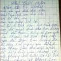 Tin tức - Lá thư tuyệt mệnh của người giết vợ hờ rồi tự tử ở SG