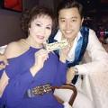 Làng sao - Người yêu Vũ Hoàng Việt trẻ trung mừng sinh nhật