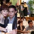"""Làng sao - Vợ chồng Dương Yến Ngọc hạnh phúc sau """"bão"""" scandal"""