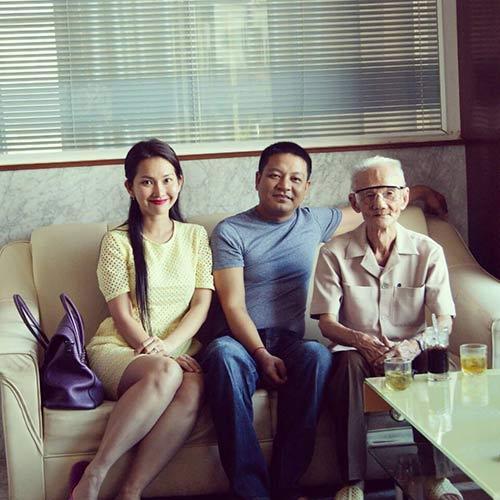 Vợ chồng Kim Hiền về quê sau đám cưới-5