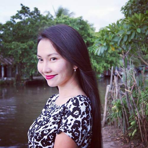 Vợ chồng Kim Hiền về quê sau đám cưới-1