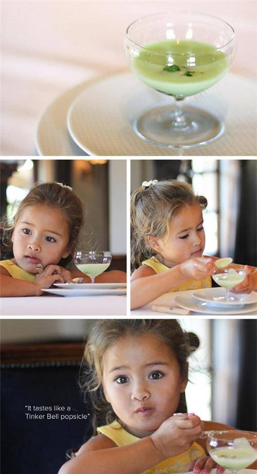 4 tuổi trở thành nhà phê bình ẩm thực nhí-2