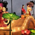 Tin tức - Những chiếc đèn lồng trung thu có hình dáng độc đáo