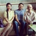 Làng sao - Vợ chồng Kim Hiền về quê sau đám cưới