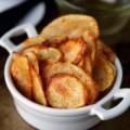 Bếp Eva - Khoai tây nướng giòn như bim bim