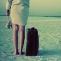 Tình yêu - Giới tính - Ngồi ở sân bay để đợi tàu
