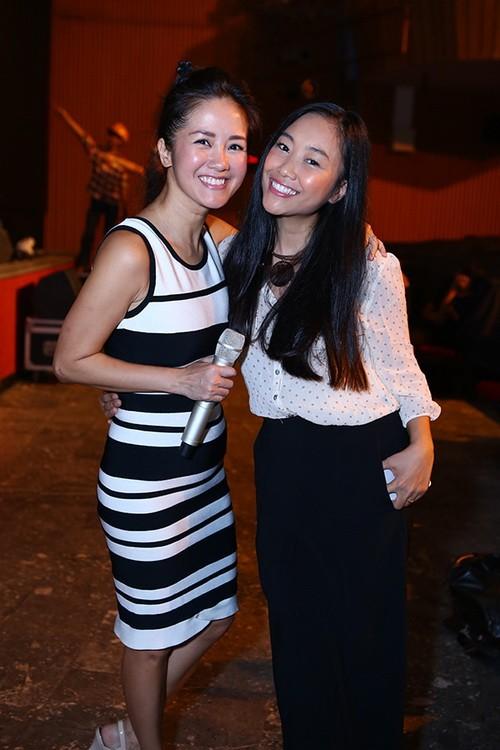 Hồng Nhung, Đoan Trang đọ dáng chuẩn sau khi sinh - 5
