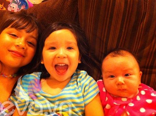 Chuyện sinh 3 con nhẹ nhàng của mẹ Việt ở Mỹ-1