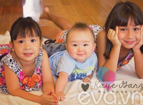 Chuyện sinh 3 con nhẹ nhàng của mẹ Việt ở Mỹ-2