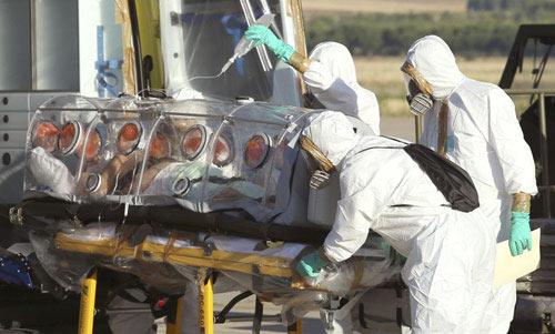 Cộng hòa Congo xuất hiện ổ dịch Ebola mới-1