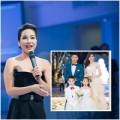 """Làng sao - Mỹ Linh bất ngờ làm chủ hôn cho """"đám cưới"""" Tú Anh"""