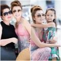Làng sao - Lộ diện mẹ và em gái nhỏ xinh của Jennifer Chung