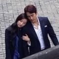 """Làng sao - Lộ ảnh Lưu Diệc Phi bên """"tình mới"""" Song Seung Hun"""