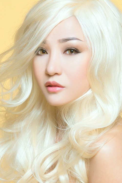 "thuy nga hoa ""bup be barbie"" toc bach kim - 4"