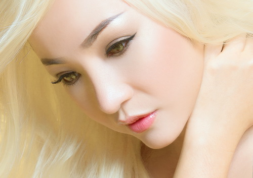 "thuy nga hoa ""bup be barbie"" toc bach kim - 5"