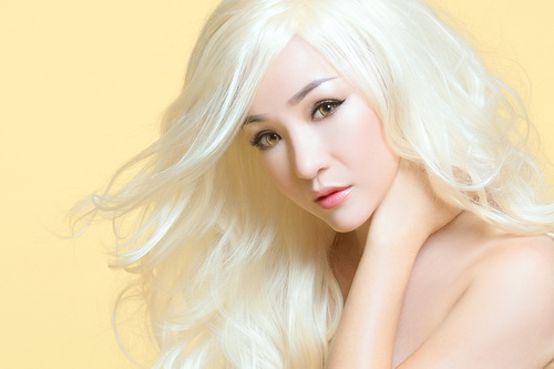 "thuy nga hoa ""bup be barbie"" toc bach kim - 6"