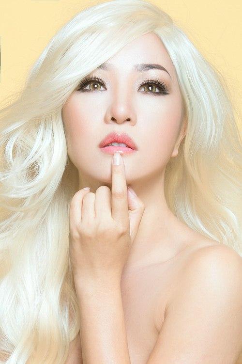 "thuy nga hoa ""bup be barbie"" toc bach kim - 9"