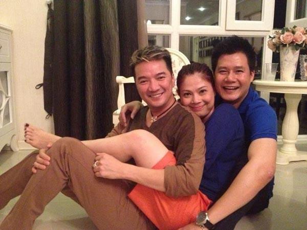 Những tình bạn ít được nhắc trên báo của showbiz Việt-10