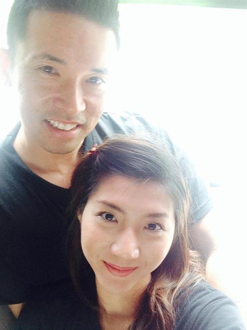 Ngọc Quyên và chồng bác sĩ