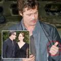 Làng sao - Brad Pitt lộ diện với nhẫn cưới trên tay