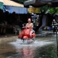 Tin tức - Hà Nội mưa dông lớn, đề phòng ngập lụt