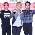Làng sao - Nhóm nhạc JYJ ấn tượng với nón lá của Việt Nam