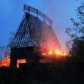 """Tin tức - Cháy ở khu du lịch """"nàng tiên cá"""" Rusalka"""