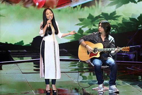 "liveshow 2 ghvn: hoang anh ""toc xu"" khuynh dao san khau - 15"