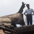 Tin tức - Máy bay Ukraine rơi, 7 người chết