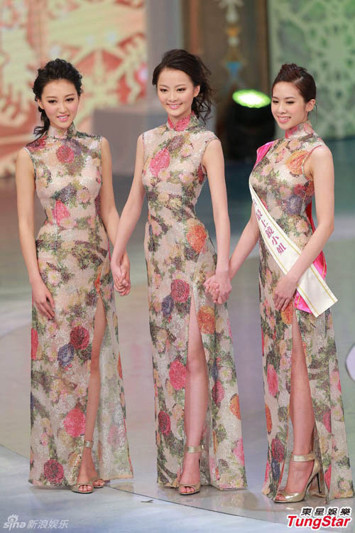 chiem nguong nhan sac hoa hau hong kong 2014 - 10