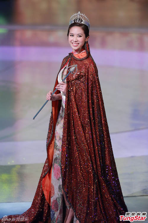 chiem nguong nhan sac hoa hau hong kong 2014 - 3