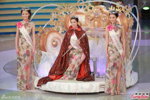 chiem nguong nhan sac hoa hau hong kong 2014 - 2