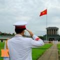 """Tin tức - Hà Nội đỏ rực sắc cờ đón """"Tết độc lập"""""""