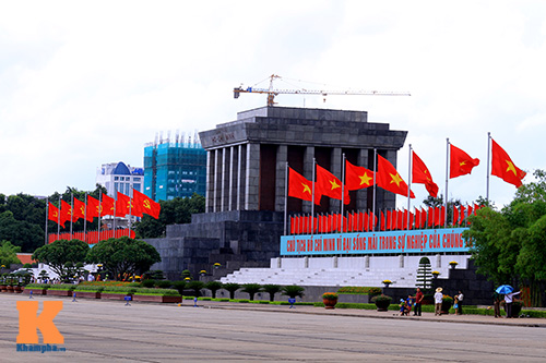 hang van du khach doi nang tham lang bac - 1