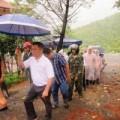 Tin tức - Đội mưa viếng mộ Đại tướng dịp lễ 2/9