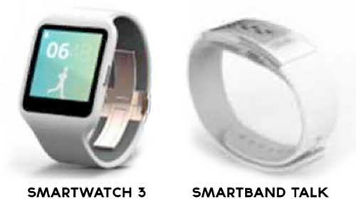 lo chan dung smartwatch 3 va smartband talk tu sony - 1