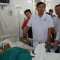 Tin tức - Tai nạn thảm khốc: Chuyển bệnh nhân nặng lên BV Việt Đức