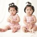 Làng sao - Những cặp song sinh đáng yêu của sao Hàn