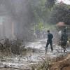 Thêm 1 chiến sĩ hy sinh trong vụ máy bay rơi ở Hòa Lạc