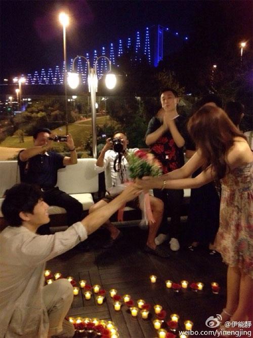 """y nang tinh duoc """"phi cong tre"""" cau hon lang man - 3"""