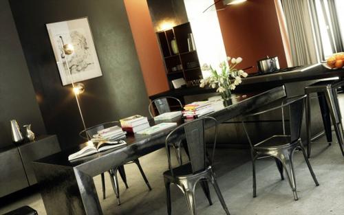 13 mẫu bếp - phòng ăn tiện nghi , đẹp mắt - 12