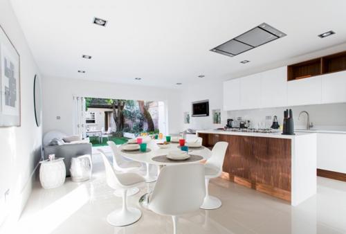 13 mẫu bếp - phòng ăn tiện nghi , đẹp mắt - 5