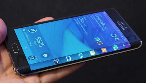 galaxy note edge man hinh cong bat ngo ra mat - 1