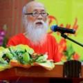 Tin tức - PGS Văn Như Cương dạy học trò tinh thần yêu nước