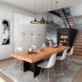 Nhà đẹp - 13 mẫu bếp - phòng ăn tiện nghi, đẹp mắt