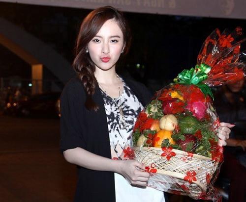 angela phuong trinh khoe eo thon di gio to nghe - 3